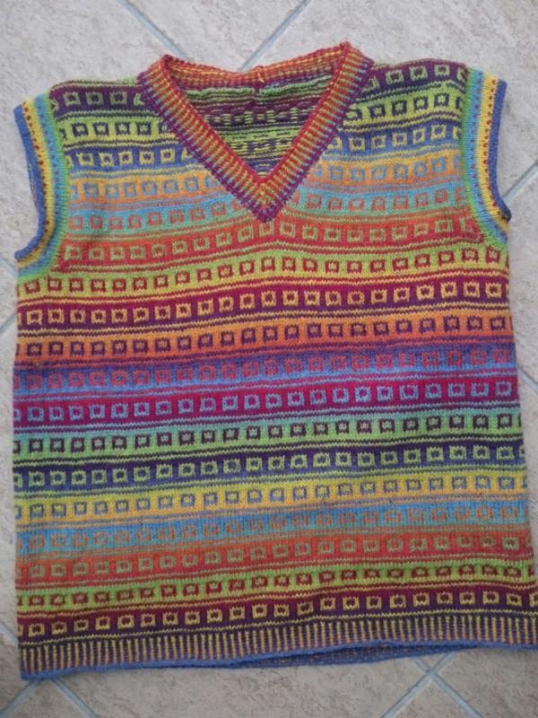 Wollsocken stricken Fair-Isle-Muster Norweger Häkeltücher Pullover Strickkurse Wolle kaufen